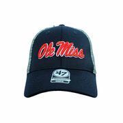 OLE MISS VERONA STRETCH CAP