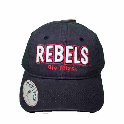 YOUTH REBELS OM CAP NAVY