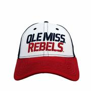 OLE MISS REBELS MESH CAP