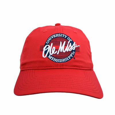 MENS RETRO CIRCLE CAP