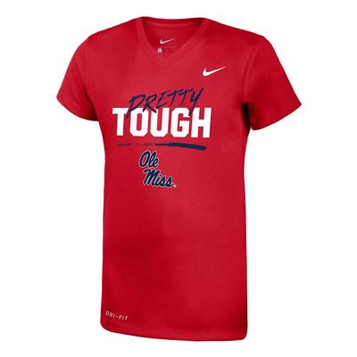 PRETTY TOUGH LEGEND TEE RED