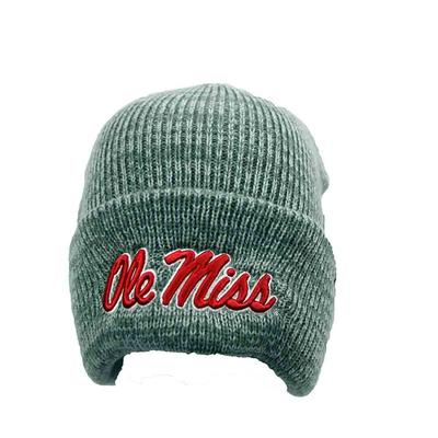 BRAIN FREEZE KNIT CUFF BEANIE