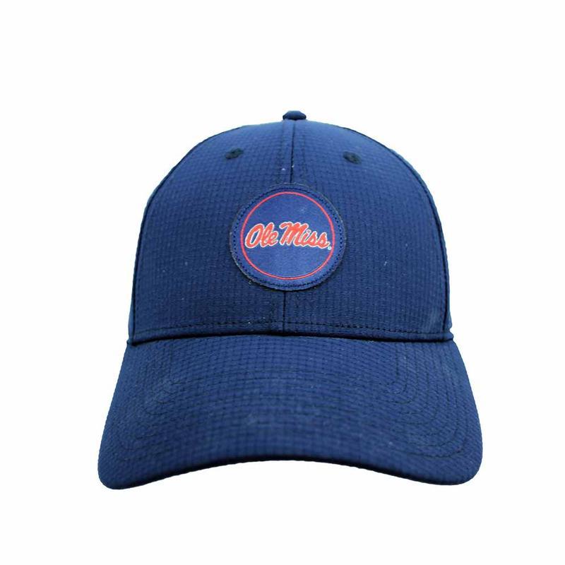 Mens Circle Patch Cap