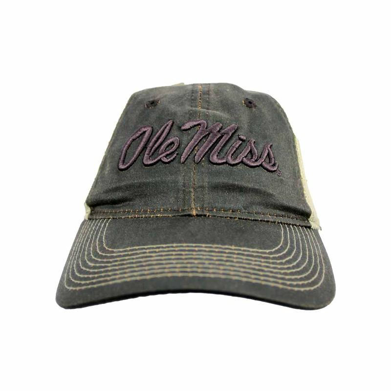 Ole Miss Trucker Cap