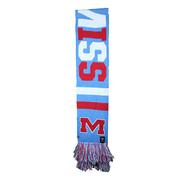 OLE MISS JUMBLE SCARF