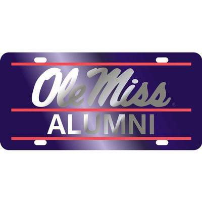 LASER OM ALUMNI BAR LP NAVY