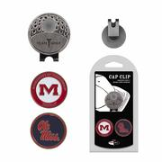 TEAM GOLF CAP CLIP WITH TWO MA