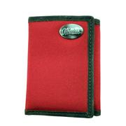OLE MISS NYLON TRIFOLD WALLET