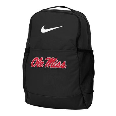 OLE MISS BRASILLIA BACKPACK BLACK