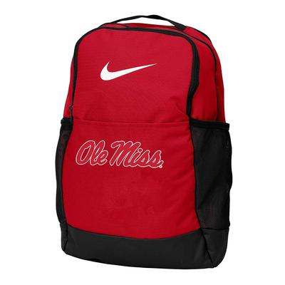 OLE MISS BRASILLIA BACKPACK RED