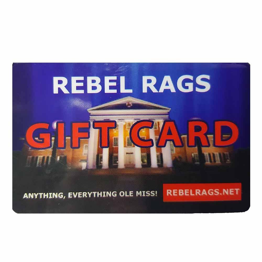 Rebel Rags Gift Card