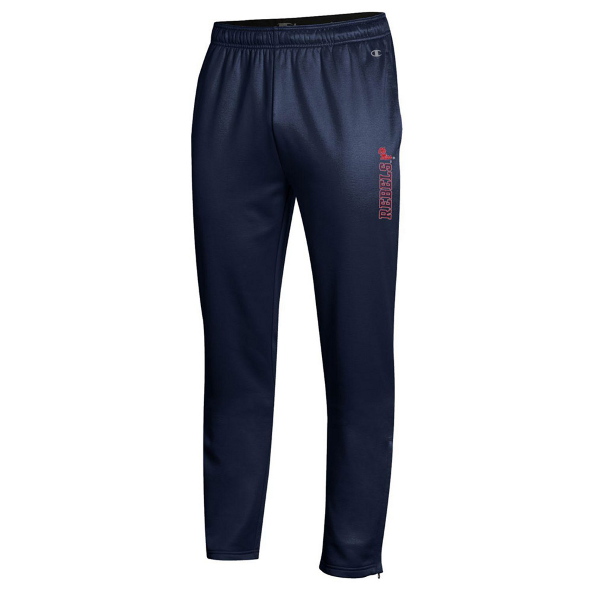 MENS OLE MISS SYNTHETIC FLEECE PANT