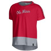 F19 GIRLS SMU ASCEND TEE