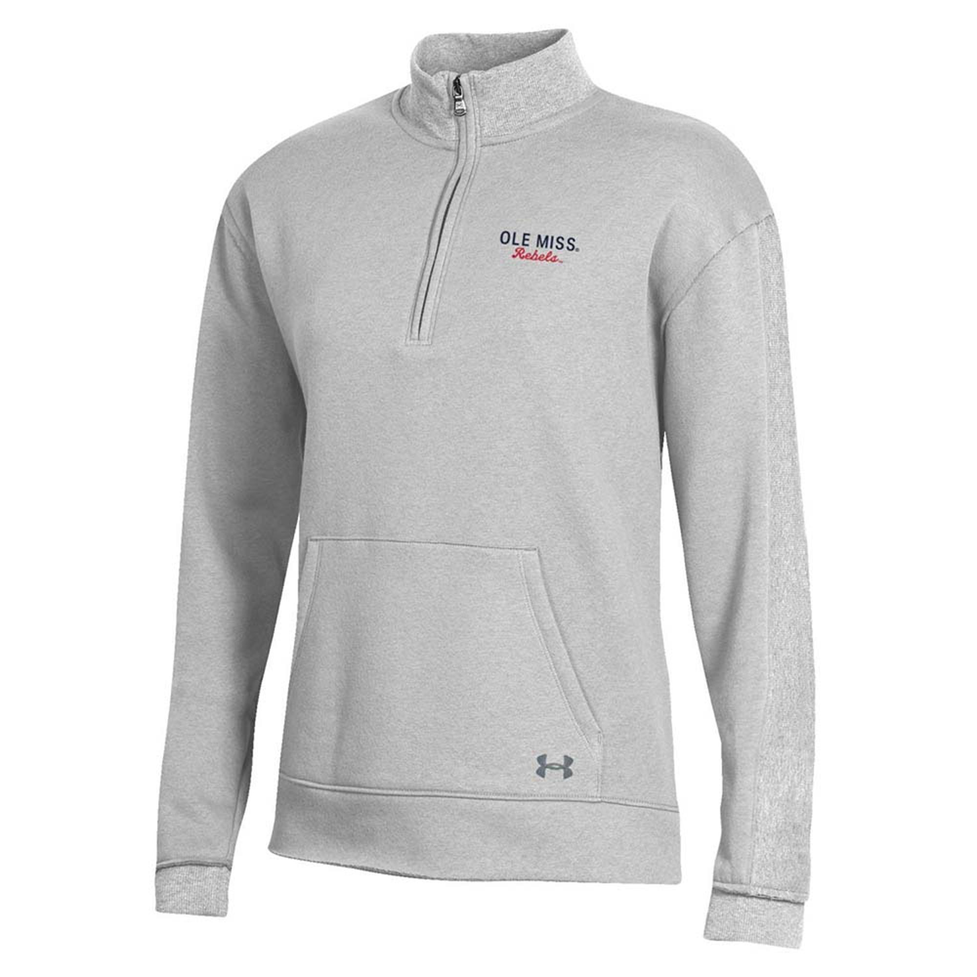 F19 WOMENS ALL DAY QTR ZIP