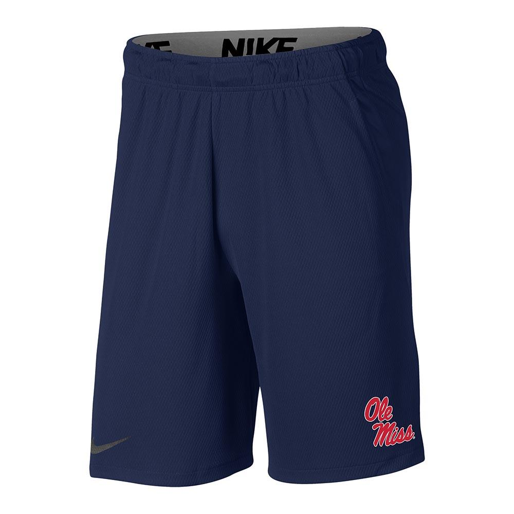 Ole Miss Nike Hype Short