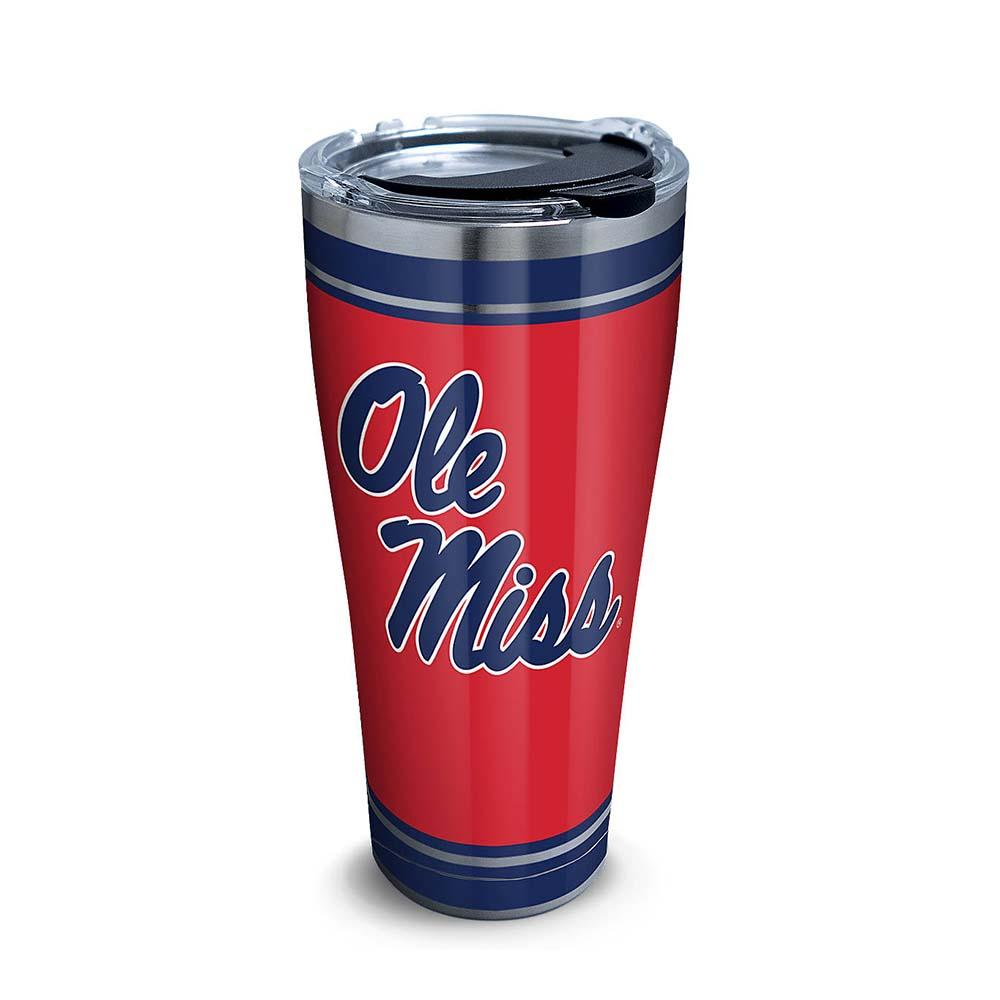 Ole Miss Rebels Campus Stainless Steel With Hammer Lid