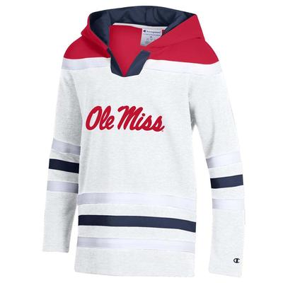 YOUTH SUPER FAN MTO HOCKEY HOOD
