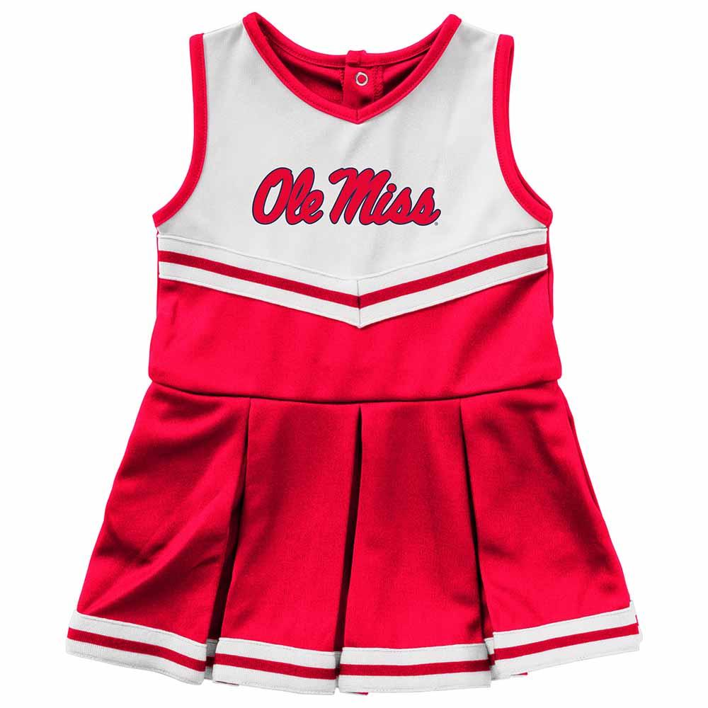 Infant Girls Pinky Cheer Dress