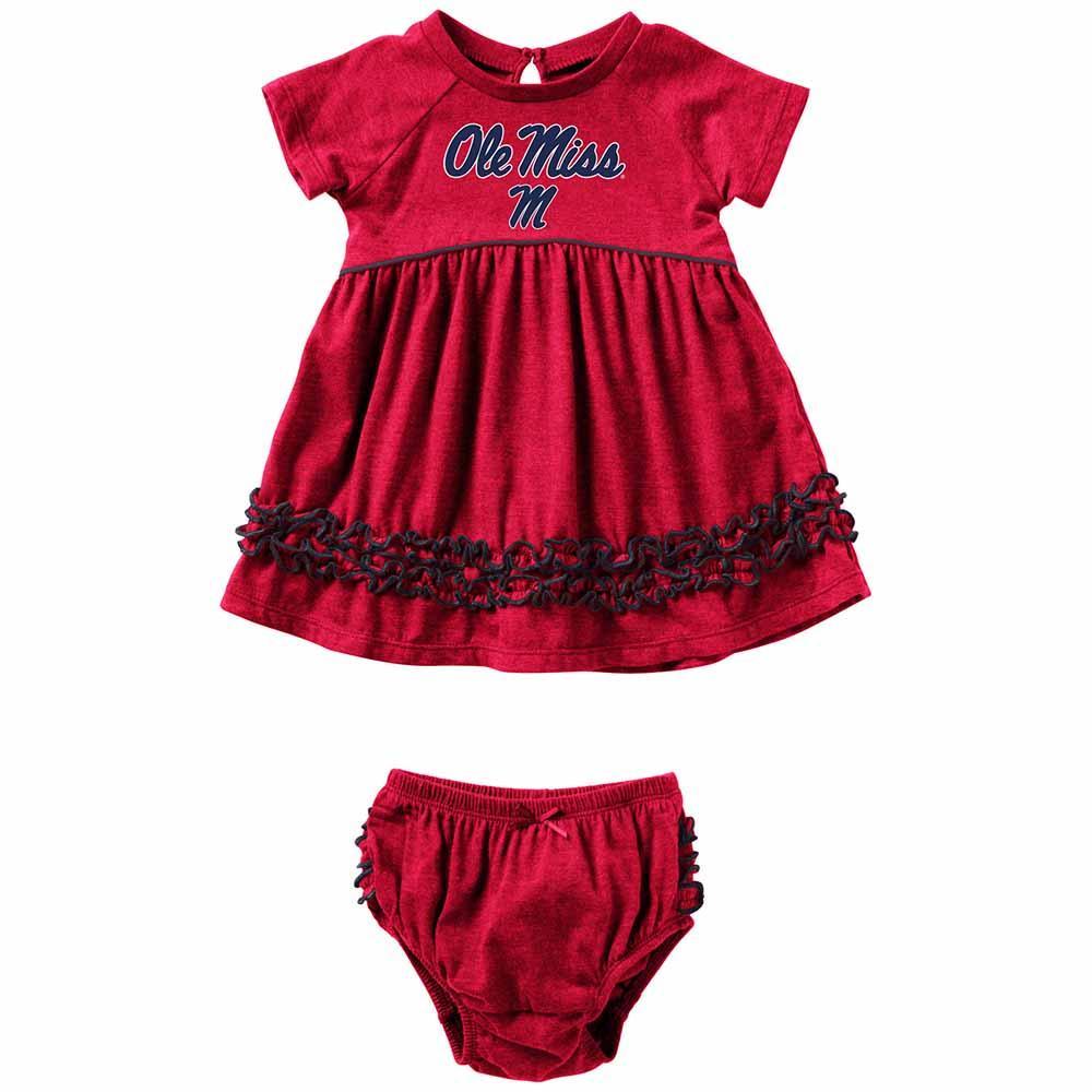 Infant Girls Plucky Dress Set