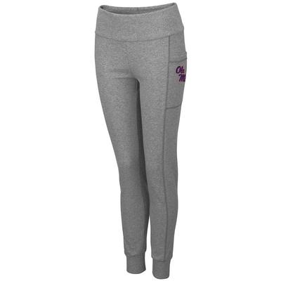WOMENS TYPE A LEGGINGS HEATHER_GRAY
