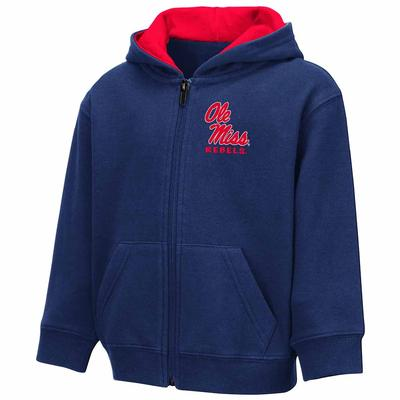 TODDLER BOYS SCHNAPSIE FULL ZIP HOODIE