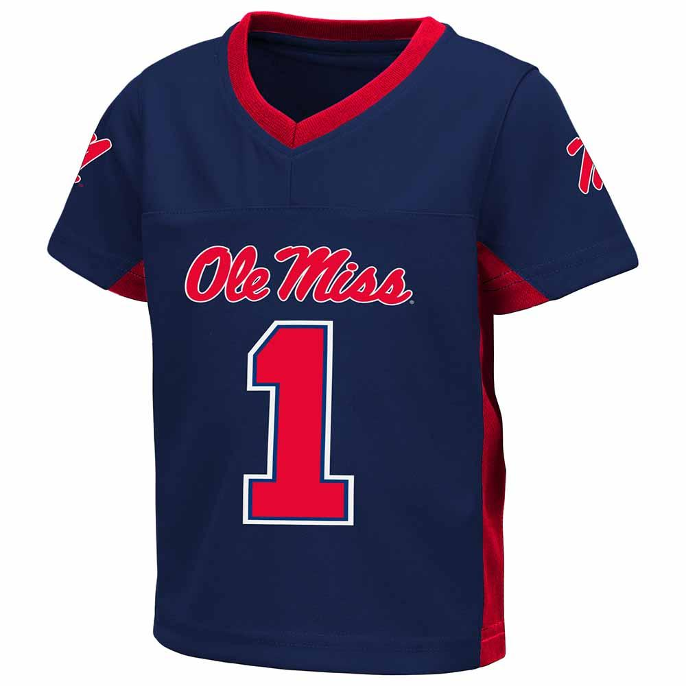 Colosseum Toddler Max Power Football Jersey