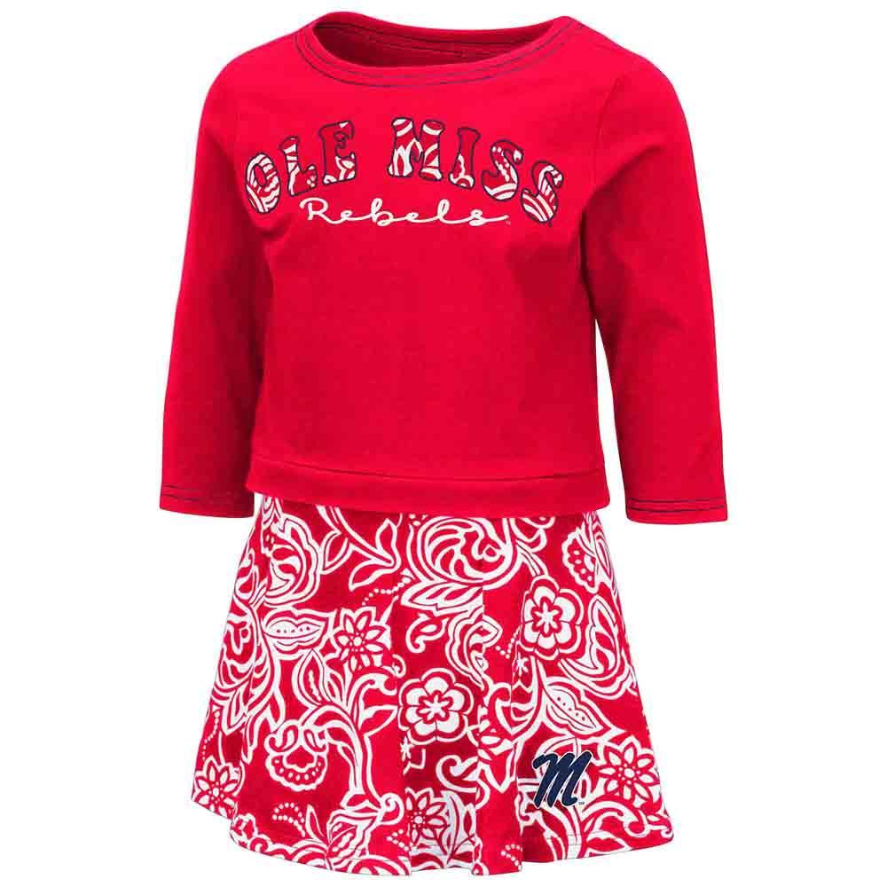 Toddler Girls Birdie Skirt