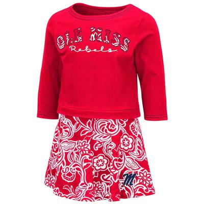TODDLER GIRLS BIRDIE SKIRT