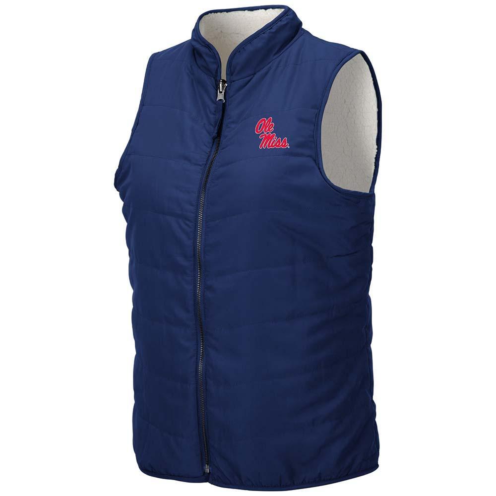 Womens Blatch Reversible Vest
