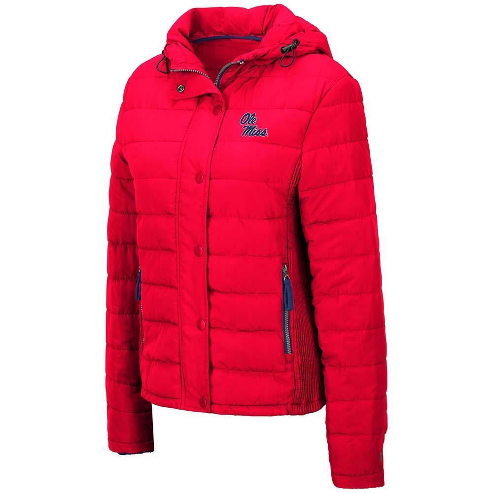 Womens Skipper Puffer Jacket