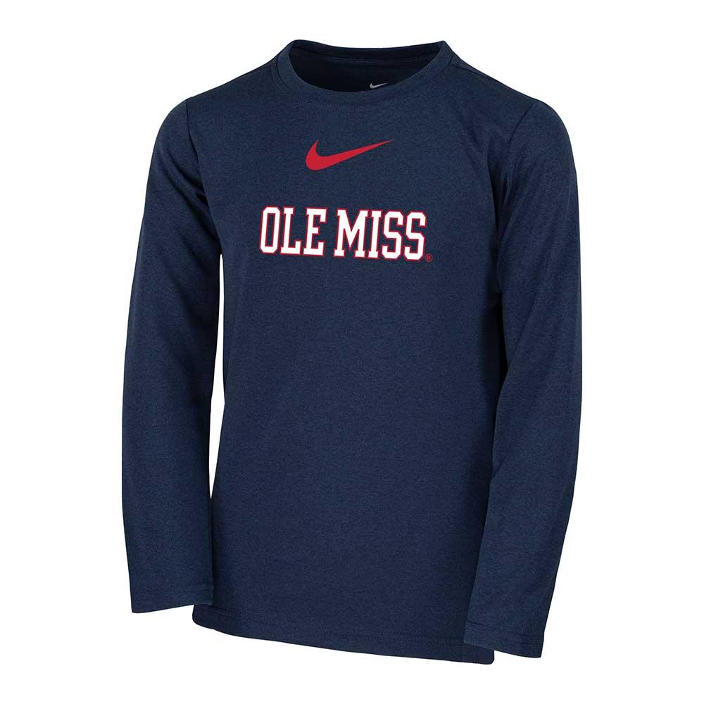 Ls Ole Miss Boys Coach Top