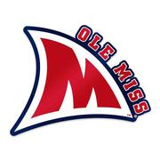 OLE MISS M QUINCY LETTER MAGNET