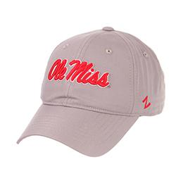 OLE MISS RELAXED TWILL ADJ CAP