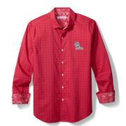 SPORT COMPETITOR CHECK SHIRT