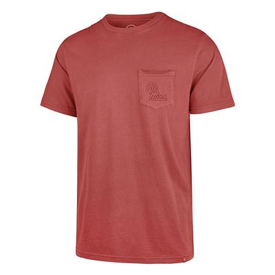CAYENNE COMPASS HUDSON TEE RED