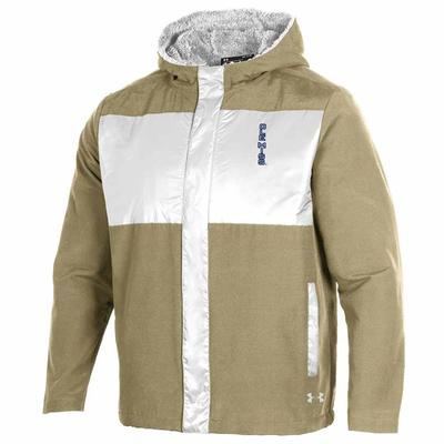 F19 SMU CANVAS SHERPA FZ JACKET