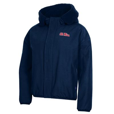 F19 WOMENS SMU MAMMOTH SUPER PUFFA