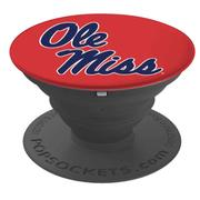 OLE MISS POP SOCKET