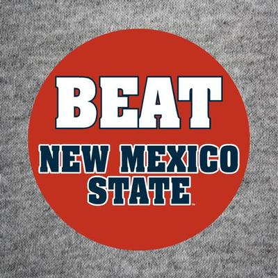 BEAT NEW MEXICO STATE RED