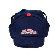 OLE MISS PET BASEBALL HAT