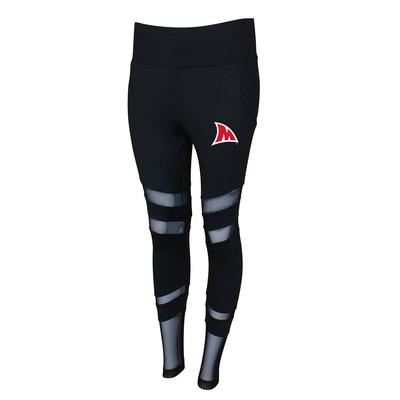 LADIES INTERVAL KNIT LEGGINGS