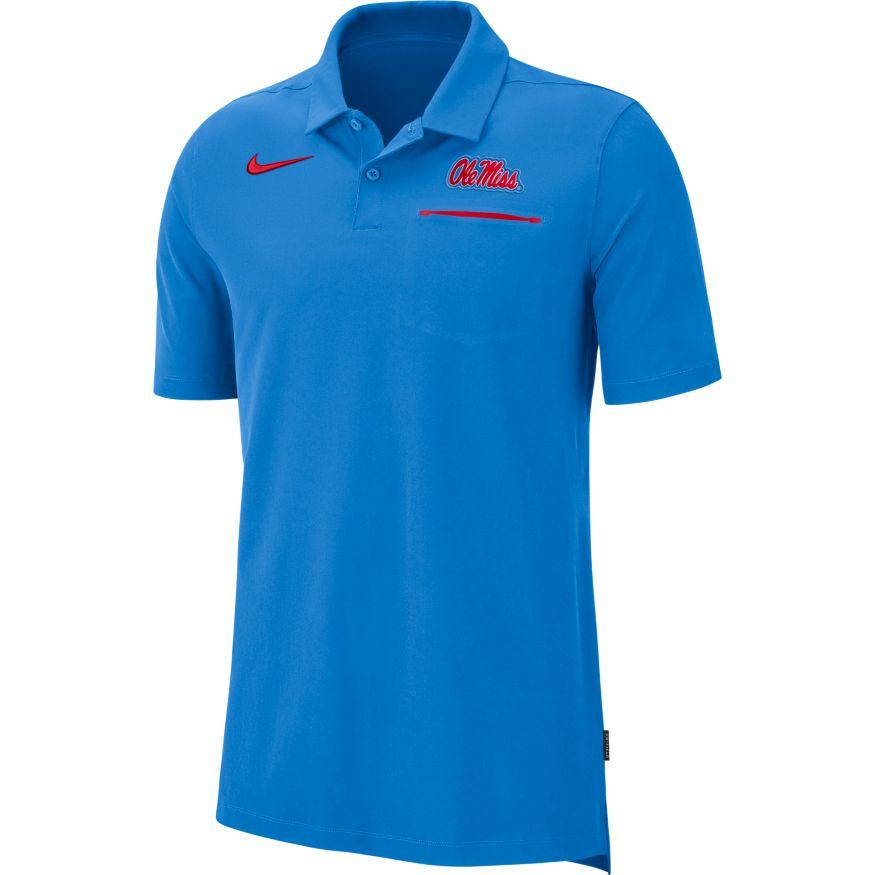 Nike Ole Miss Dri Fit Polo