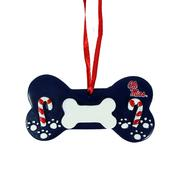 OMR DOG BONE ORNAMENT