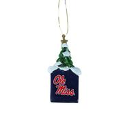 OMR 3IN RESIN TREE LOGO ORNAMENT
