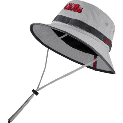 NIKE OLE MISS DRY BUCKET HAT