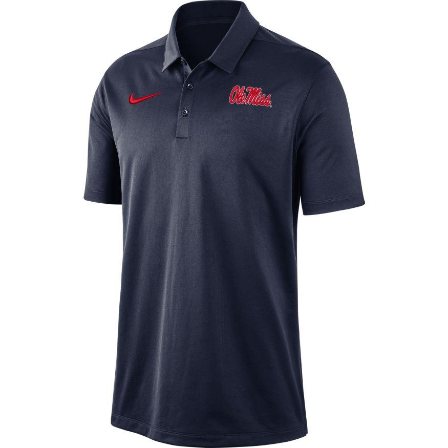 Ole Miss Franchise Dry Polo
