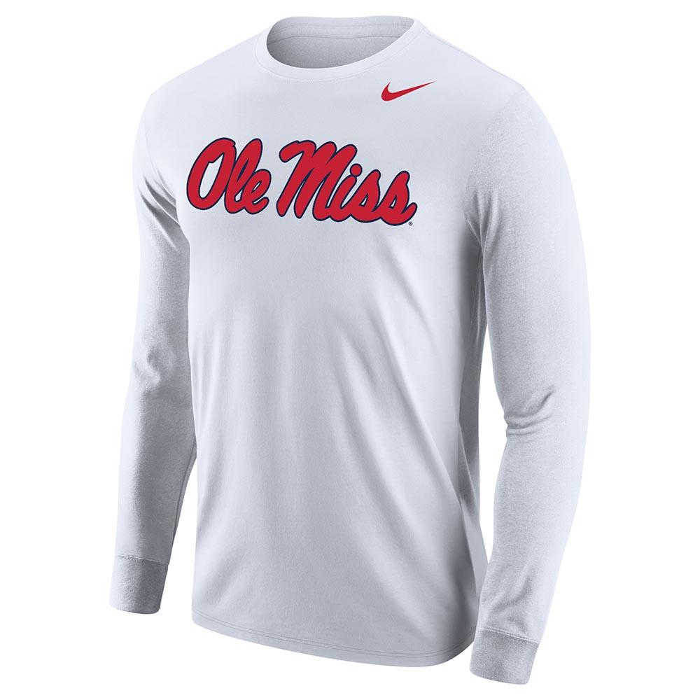 Nike Om Core Cotton Ls Tee