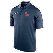 OLE MISS VARSITY PERFORMANCE POLO