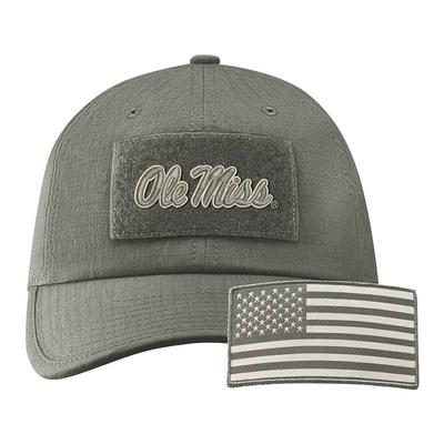 OLE MISS H86 TACTICAL DARK_STUCCO