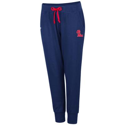 OLE MISS COUNTRY CLUB JOGGER NAVY